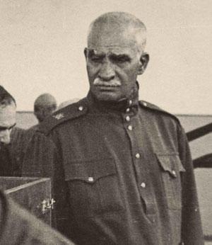 رضا خان قلدر
